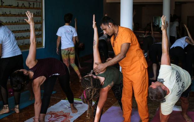 Ashtanga Basic Course Ashtanga Vinyasa Basic Course  img 3415